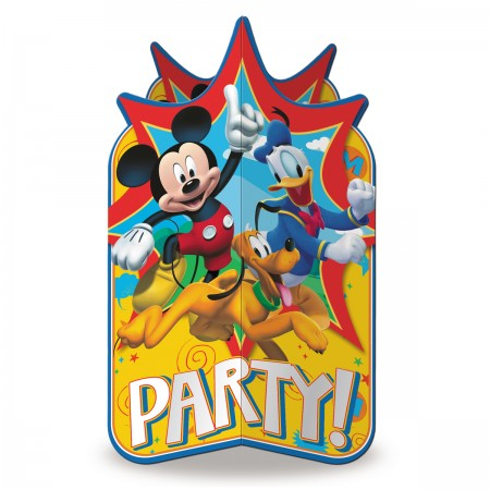 Mickey Mouse Clubhouse Centerpiece (1)