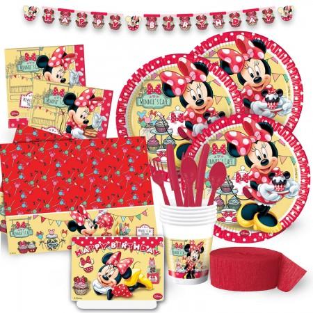 Minnie Café Deluxe Kit