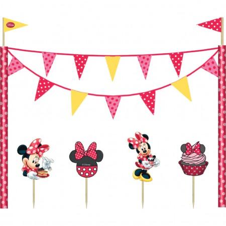 Minnie Cafe Cake Decorating Kit (1)