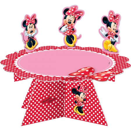 Disney Minnie Mouse Cake Stand (1)