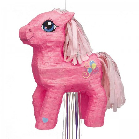 My Little Pony Pull String Pinata (1)