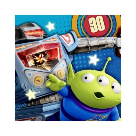Toy Story Lunch Napkins (16)