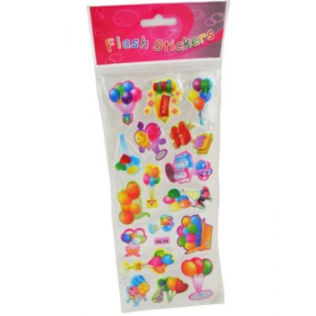 Party Balloon Stickers (1)
