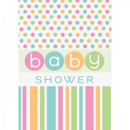 Pastel Baby Shower Invitations (8)