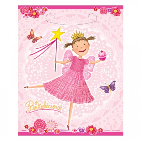 Pinkalicious Party Bags (8)