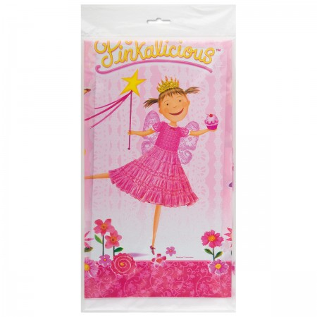 Pinkalicious Plastic Table Cover (1)