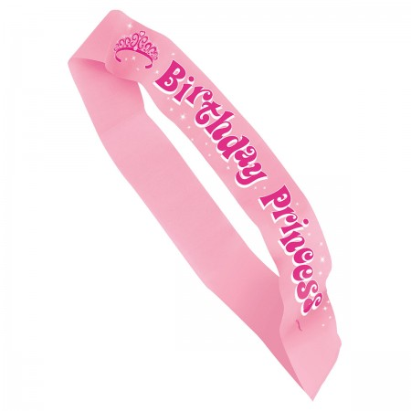 Pretty Princess Sash (1)