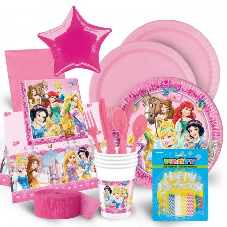 Princess & Animals Deluxe Kit