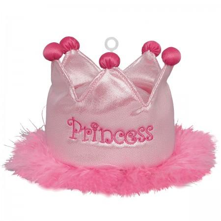 Princess Crown Plush Balloon Weight (1)