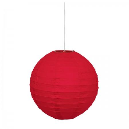 Red Paper Lantern (1)