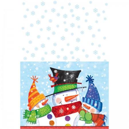 Snowman Buddies Tablecover (1)