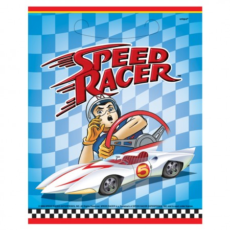 Speed Racer Party Bags (8)