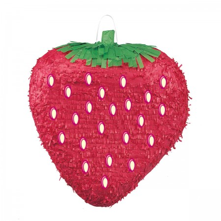 Strawberry Pinata (1)