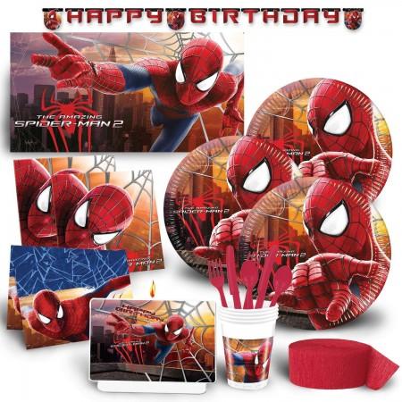 The Amazing Spiderman Deluxe Kit