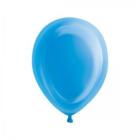 Twilight Blue Light-Up Balloons (5)