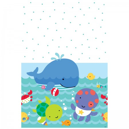 Under The Sea Pals Tablecover (1)