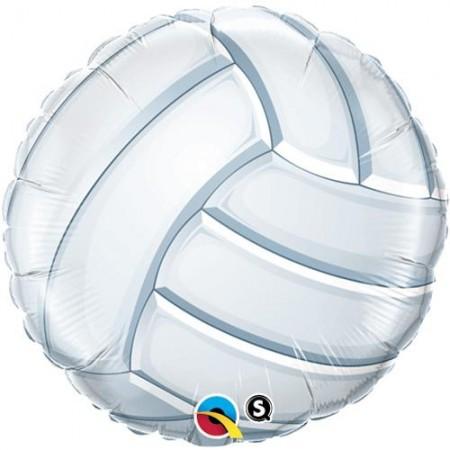 "Volleyball Foil Balloon 18"" (1)"