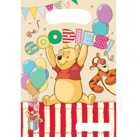 Winnie Alphabet Party Bags (6)