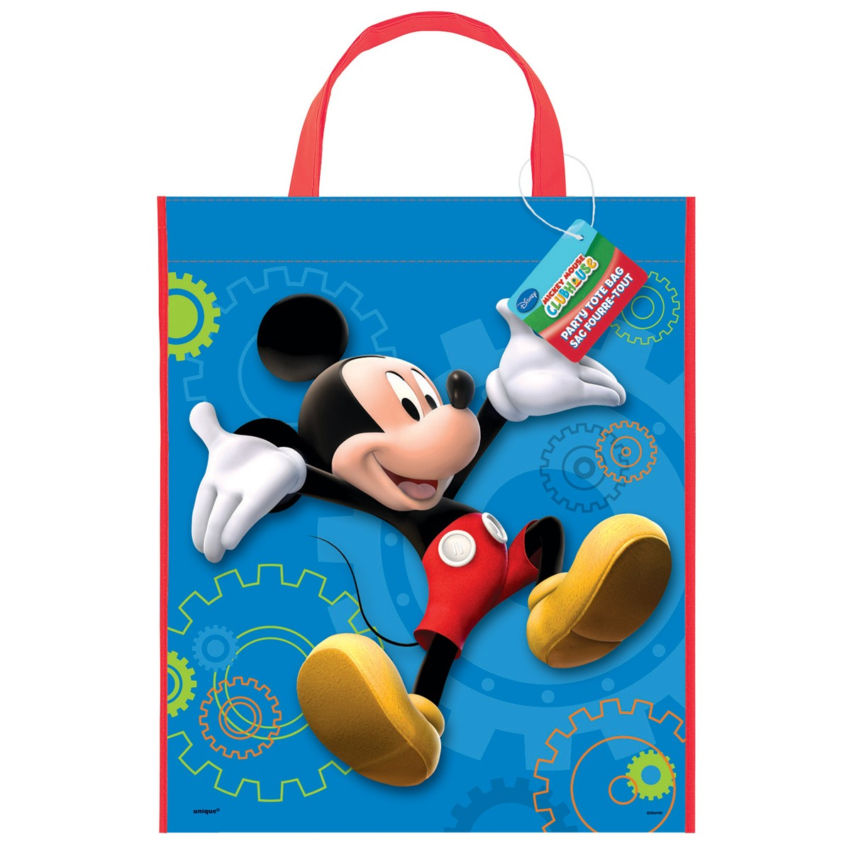 28e39de383 Disney Mickey Mouse Reusable Tote Bag (1). Zoom. Move your mouse over image
