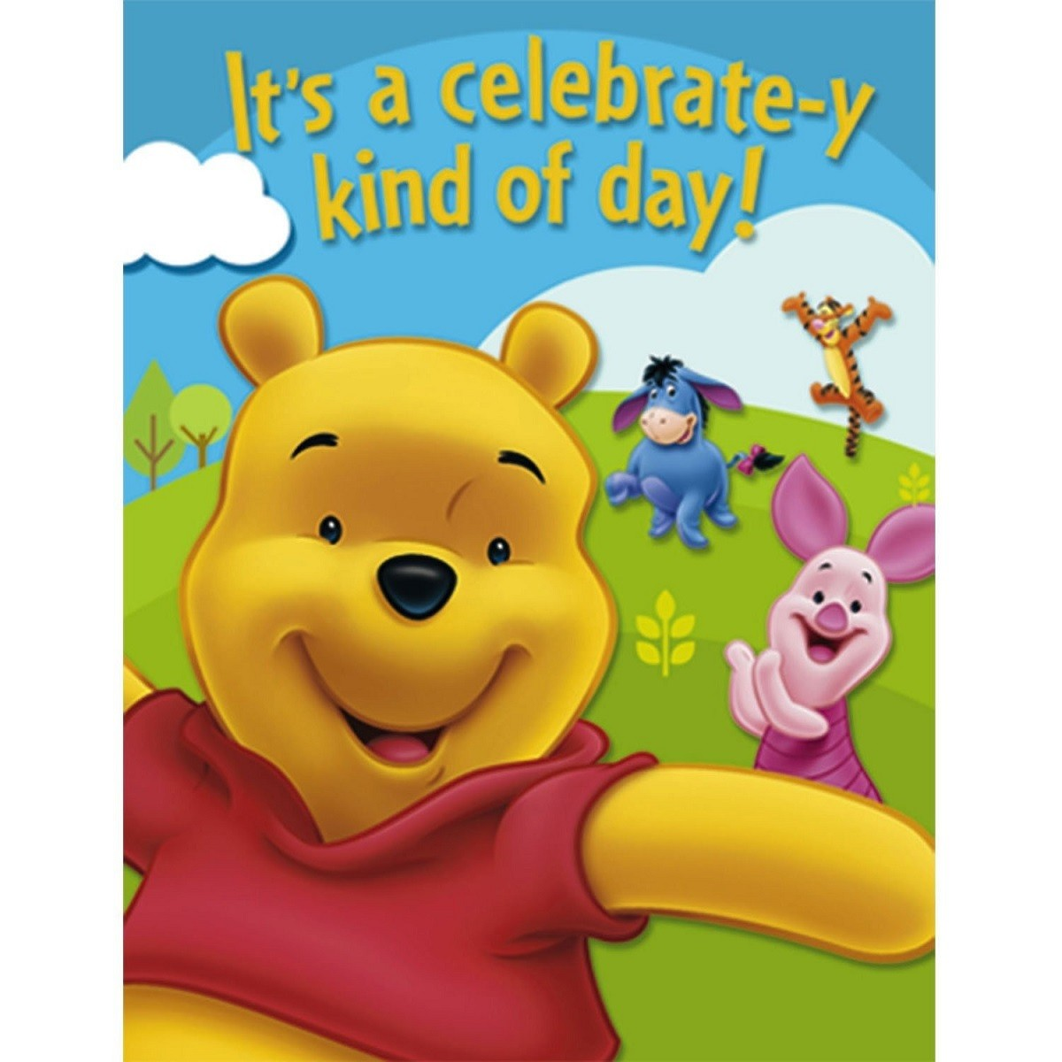 Winnie The Pooh Birthday Invitations Pooh Party Invitations – Winnie the Pooh Party Invitations