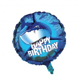 Shark Splash Foil Balloon (1)