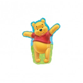 Bear Shape Foil Balloon (1)