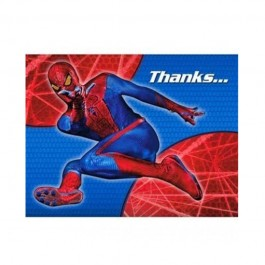 The Amazing Spiderman Thank You Notes (8)