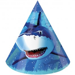 Shark Splash Hats (8)