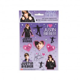Justin Bieber Stickers  (4)