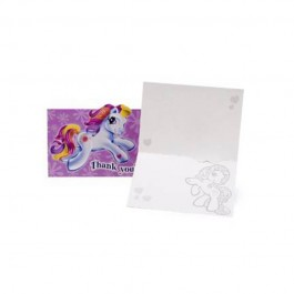 Pony Thank You Notes (8)