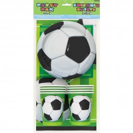 3D Soccer Party Pack for 8 (1)