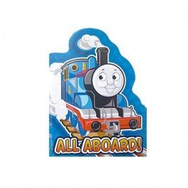 Thomas The Train Invites (8)