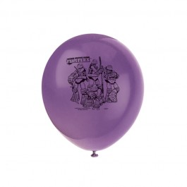 Teenage Mutant Ninja Turtles Latex Balloons (8)