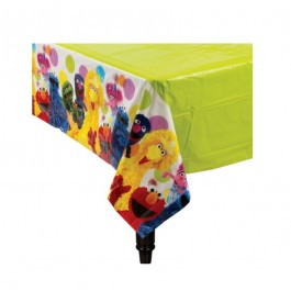 Sesame Street Table Cover (1)
