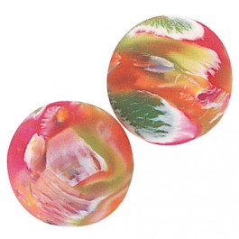 Marble Bounce Balls (12)