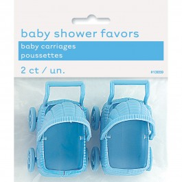 Blue Baby Carriages (2)