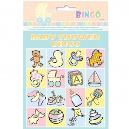 Baby Shower Bingo For 8 (1)