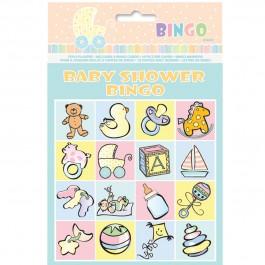 Baby Shower Bingo For 8 (1)