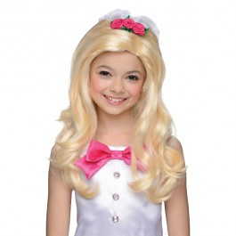 Barbie Bride Wig (1)