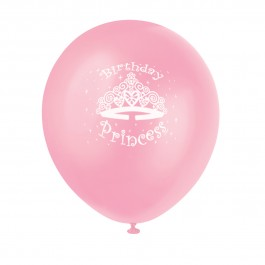 Birthday Princess Balloons (8)