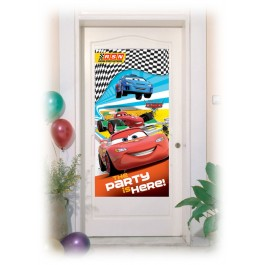 Disney Cars Door Poster (1)