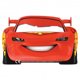 Disney Cars Die-Cut Masks (6)
