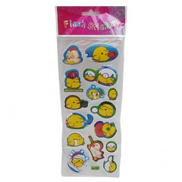 Chicky Bird Stickers (1)