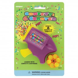 Confetti Six-Shooter Preloaded + 1 Refill (1)