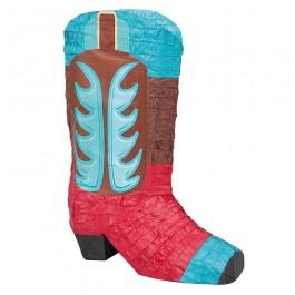 Cowboy Boot Pinata (1)