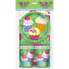 Cupcake Party Pack for 8 (1)