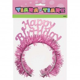 Deluxe Happy Birthday Tiara (1)