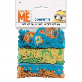 Despicable Me Minion Confetti 3 Pack (1)