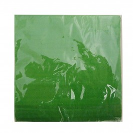 Green Lunch Napkins (16)