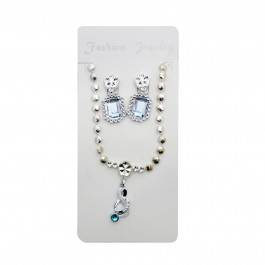 Blue Princess Party Pendant Set (1)